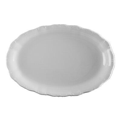"""Frieling Marienbad 12"""" Oval Platter"""