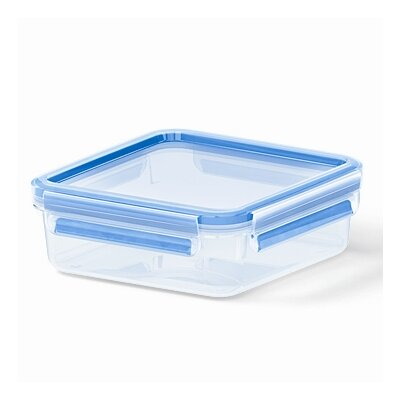 Frieling Emsa by Frieling 28.5 Oz. 3D Food Storage Square Clip and Close Container