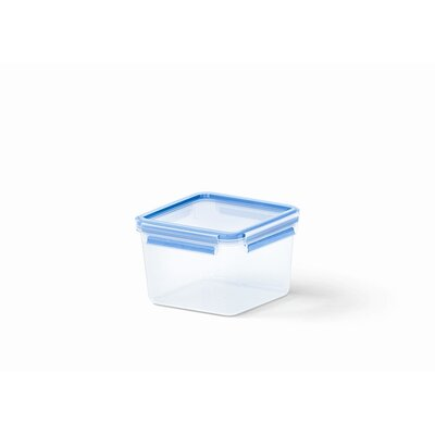 Frieling Emsa 3D Food Storage Square 59 fl oz Clip and Close Container