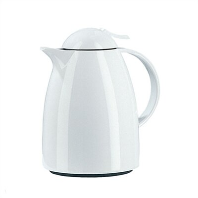 Frieling Emsa Auberge Quick-Tip 2 Cup White Beverage Server