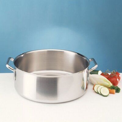 Frieling Sitram Catering Stainless Steel Round Braiser