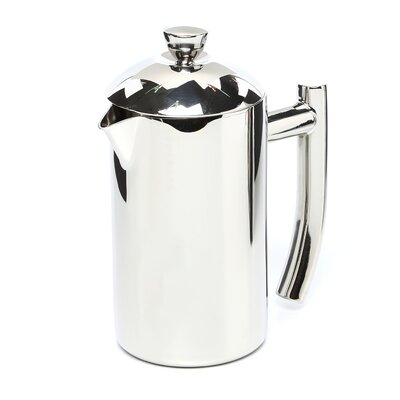 <strong>Frieling</strong> Polished Stainless Steel French Press
