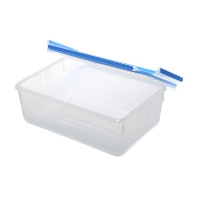 Frieling Emsa 3D Food Storage Deep Rectangular 186 fl oz Clip and Close Container
