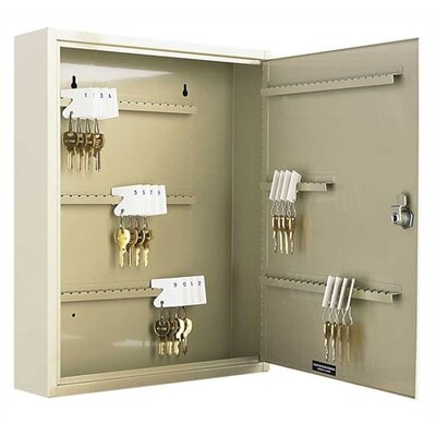Florence Mailboxes Single-Tag Key Cabinet