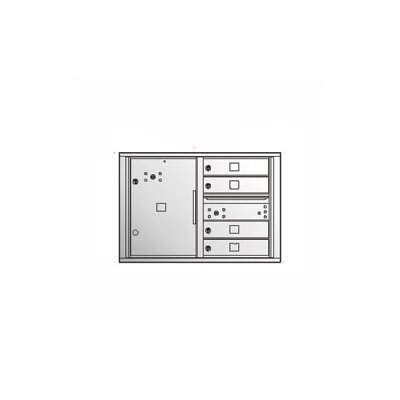 4C - Suite D- 4- Tenant Mailbox