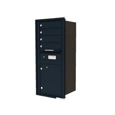4C - Suite A - 4- Tenant Mailbox