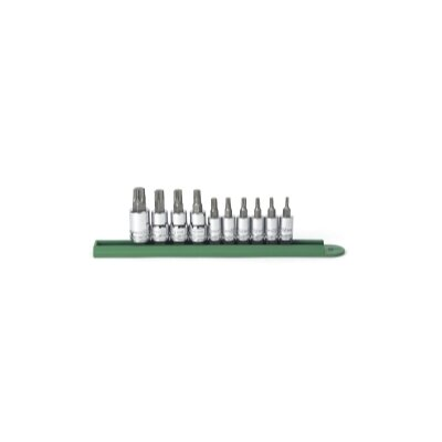 KD Tools 10Pc Torx Bit Socket Set