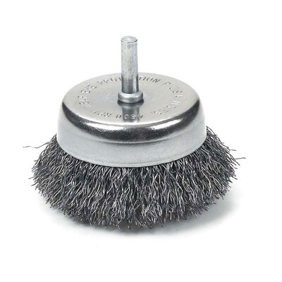 KD Tools Wire Cup Brush 2-1/2