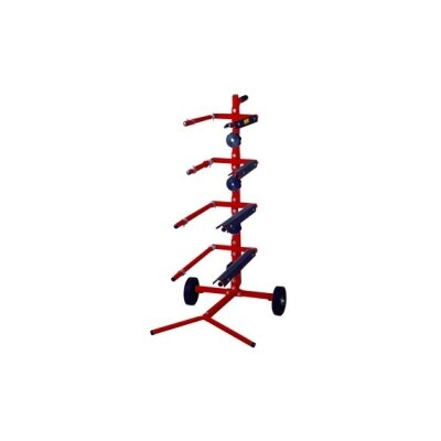 Astro Pneumatic Masking Tree 16-22In. F/ 4 Paper Rolls & 4 Tape