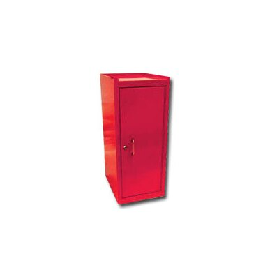 Interdynamics Itb-2 Side Half Locker- Red