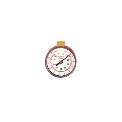 ITW Devilbiss Ga-375 Pressure Gauge Inverted