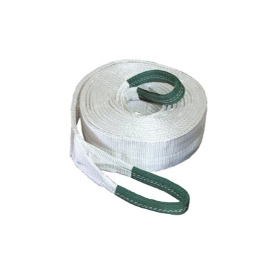 Tow Strap With Looped Ends 4In. X 30Ft. 40000Lb.