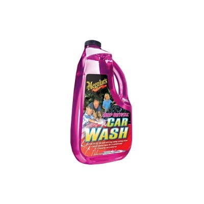 Meguiars Pizazz Car Wash Deep Crystal 64 Oz