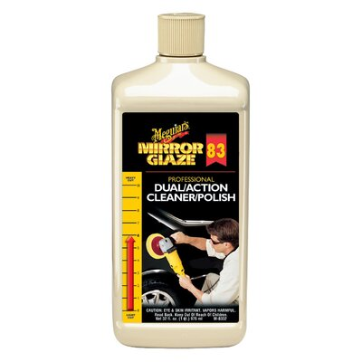 Meguiars Dual Action Clnr/Polish 32Oz