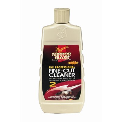 Meguiars Pro Fine Cut Cleaner 16-Oz