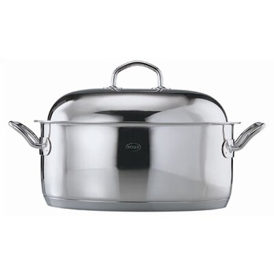Stainless Steel Oval Roasting Pan