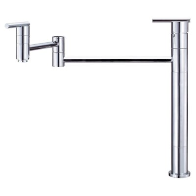 Danze® Parma Deck Mount Single Handle Single Hole Pot Filler Faucet