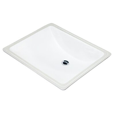 Danze® Cobalt Undercounter Bathroom Sink