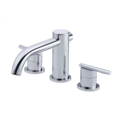 Danze® Parma Double Handle Deck Mount Roman Tub Faucet