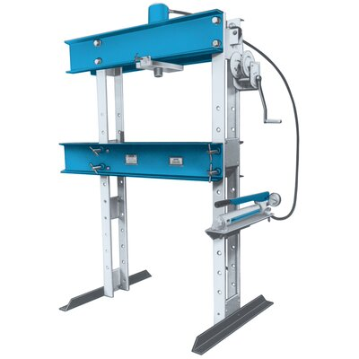 OTC 25T Hd Press W/Hand Pump