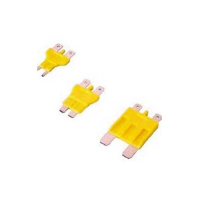 Sheffield Research Fuse Socket Connector Set 3 Pcs
