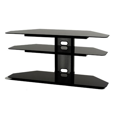 "Transdeco International Deco Entertainment 32""-52"" TV Stand"