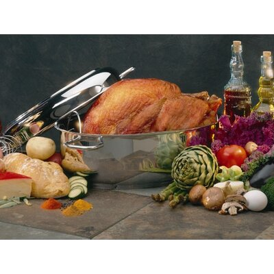 Stainless Steel Multi-Roaster