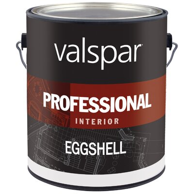Valspar 1 Gallon Light Base Interior Professional Series Paint Eggshell