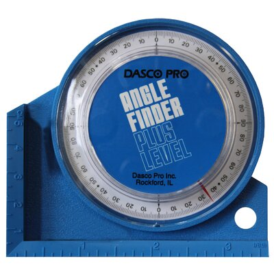 Dasco Products Magnetic Angle Finder