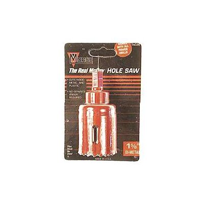 "Mk Morse 1-1/2"" The Real McCoy Hole Saws  TAC24"