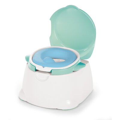 Safety 1st Comfy Cushy 3-in-1 Hassle-free Potty