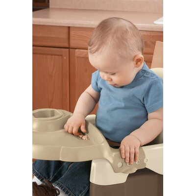 Safety 1st Deluxe Sit, Snack, and Go Convertible Booster Seat