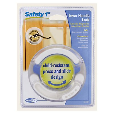 Safety 1st Dorel Juvenile Lever Handle Lock