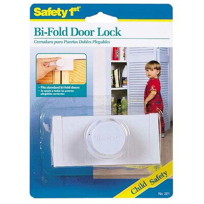 Safety 1st Dorel Juvenile Bi-Fold Door Lock