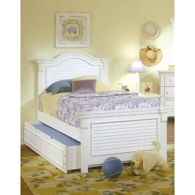American Woodcrafters Cottage Traditions Panel Bedroom Collection