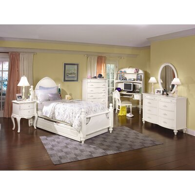 American Woodcrafters Cheri Poster Bedroom Collection