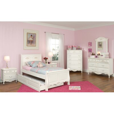 Summerset Sleigh Bed