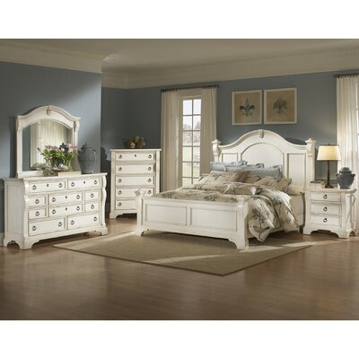 Aden Panel Bedroom Collection | Wayfair
