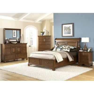 Nantucket Sleigh Storage Bedroom Collection