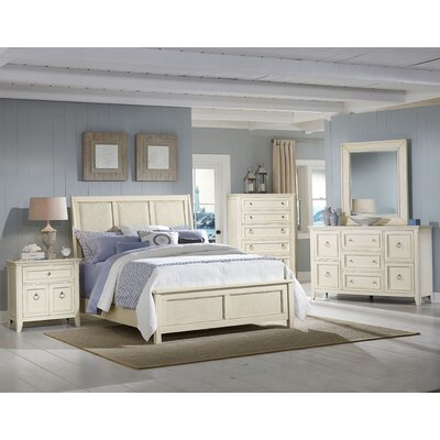 Courtyard Sleigh Bedroom Collection