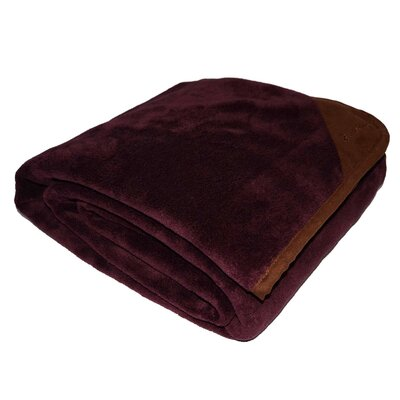 Polyester Fleece Throw