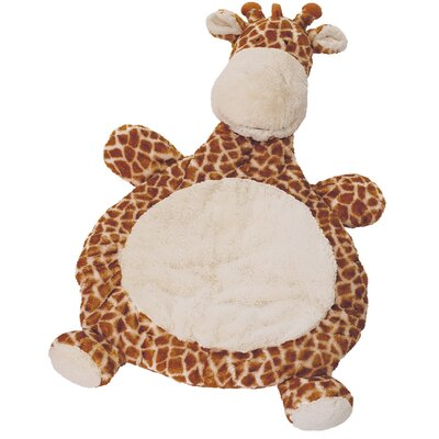 Bestever Baby Mat with Giraffe in Natural