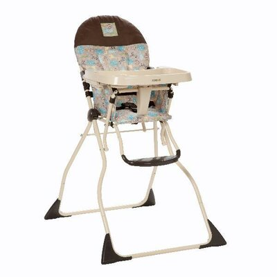 Cosco Juvenile Flat Fold High Chair