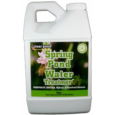 Clear Pond 64 oz. Spring Pond Water Treatment