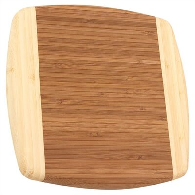 Totally Bamboo Hawaiian Molokini Cutting Board