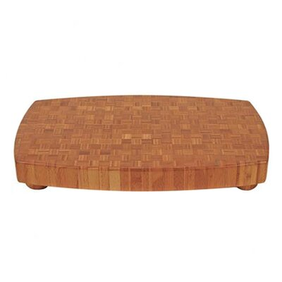 <strong>Totally Bamboo</strong> Chop Large Butcher Block Cutting Board