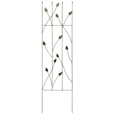 "Gardman USA 72"" Copper Leaf Trellis"