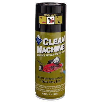 Good Vibrations Meteor Clean Machine Nonstick Mower Protectant