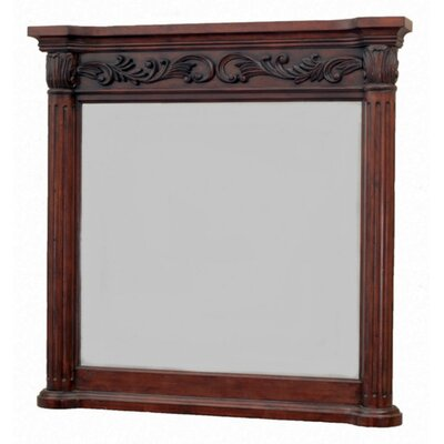 "Pegasus Estate 34"" H x 27"" Vanity Mirror"