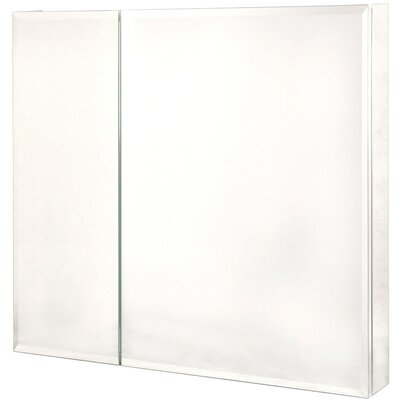 "Pegasus 30"" x 30"" Recessed / Surface Mount Medicine Cabinet"